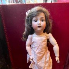 Bonecas Porcelana: MUÑECA SIMON HALBIG 117 ALEMANA MED.: 51 CMS. (G). Lote 265900243