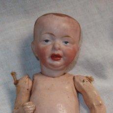 Bonecas Porcelana: BEBÉ KAISER,PORCELANA,GERMANY,AÑOS 20. Lote 266536013