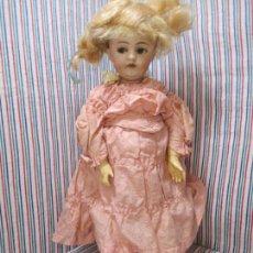 Bonecas Porcelana: ANTIGUA MUÑECA AUTOMATA A. LANDER, CABEZA SIMON HALBING 1039. Lote 267519249
