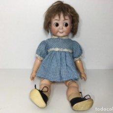 Bonecas Porcelana: ANTIGUA MUÑECA GOOGLY PORCELANA SIMON & HALBIG KAMMER & REINHARDT. Lote 270107388