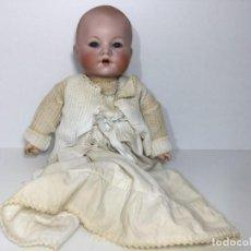 Bonecas Porcelana: ANTIGUO MUÑECO BEBE PORCELANA SIMON & HALBIG KAMMER & REINHARDT. Lote 270107773