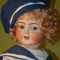 Muñecas Porcelana: KAMMER & REINHARDT SIMON HALBIG 126 NIÑA. Lote 289256738