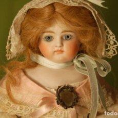 Muñecas Porcelana: PRECIOSA MUÑECA KESTNER? BOCA CERRADA. Lote 289838403