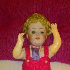Bonecas Porcelana: ANTIGUO BEBÉ. PORZELLANFABRIK BURGGRUB. Lote 292367698