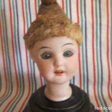 Muñecas Porcelana: CABEZA PORCELANA SIMON & HALBING, TAMAÑO PEQUEÑO. Lote 293301103
