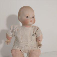 Muñecas Porcelana: MUÑECO CABEZA DE PORCELANA A.M.. Lote 295608153