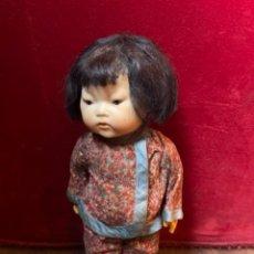 Muñecas Porcelana: MUÑECA ORIENTAL A. M. GERMANY CABEZA PORCELANA MED.: 30 CMS. -ORIGINAL DE ÉPOCA- (T1) W. Lote 296808688