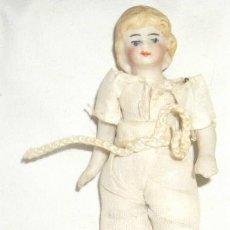 Muñecas Porcelana: ANTIGUO NIÑO DE PORCELANA GERMANY O FRANCE,PRINCIPIO DEL S.XX. Lote 20800494