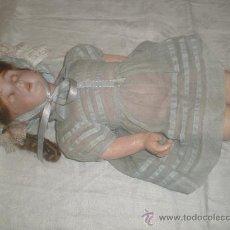 Muñecas Porcelana: MUNECA EN PORCELANA. Lote 28605154