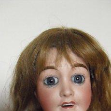Muñecas Porcelana: RARISIMA Y DIFICIL MUÑECA FRANCESA. Lote 29135327