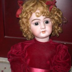 Muñecas Porcelana: MUÑECA DEP. Lote 30054832