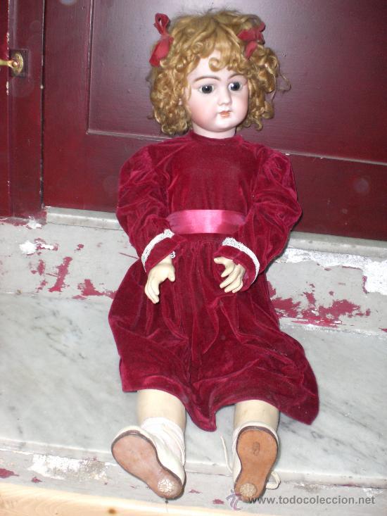 Muñecas Porcelana: Muñeca Dep - Foto 3 - 30054832