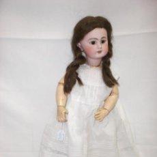 Muñecas Porcelana: MUÑECA DEP. Lote 30275952