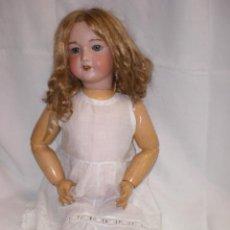 Muñecas Porcelana: MUÑECA UNIS. Lote 30336039
