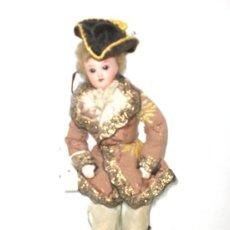 Muñecas Porcelana: MUÑECO ANTIGUO. Lote 30407522