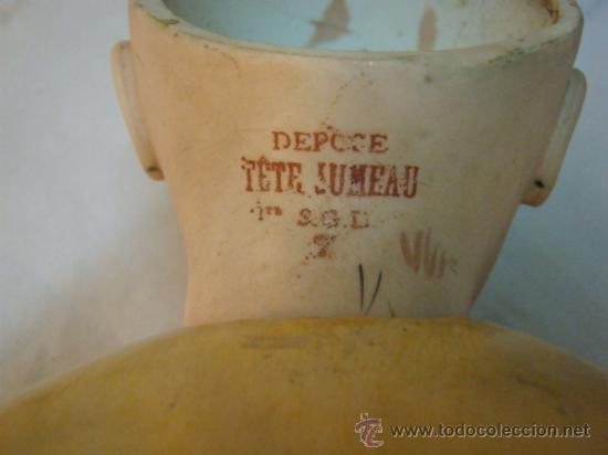 Muñecas Porcelana: ANTIGUA MUÑECA JUMEAU CON CUERPO STEINER. BOCA CERRADA. 45 CM - Foto 9 - 30970373