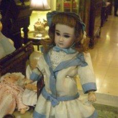 Muñecas Porcelana: MUÑECA STEINER BOCA CERRADA. Lote 31357109