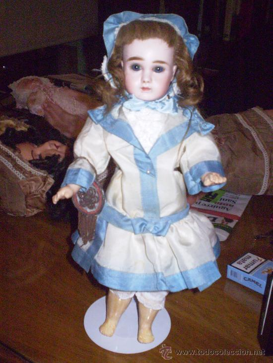 Muñecas Porcelana: MUÑECA STEINER BOCA CERRADA - Foto 2 - 31357109