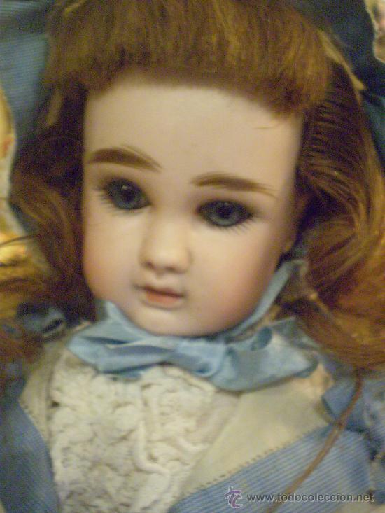 Muñecas Porcelana: MUÑECA STEINER BOCA CERRADA - Foto 3 - 31357109