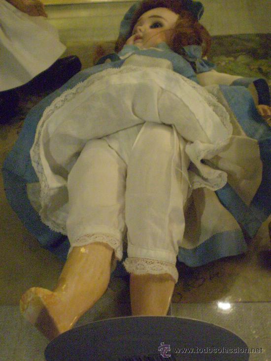 Muñecas Porcelana: MUÑECA STEINER BOCA CERRADA - Foto 4 - 31357109