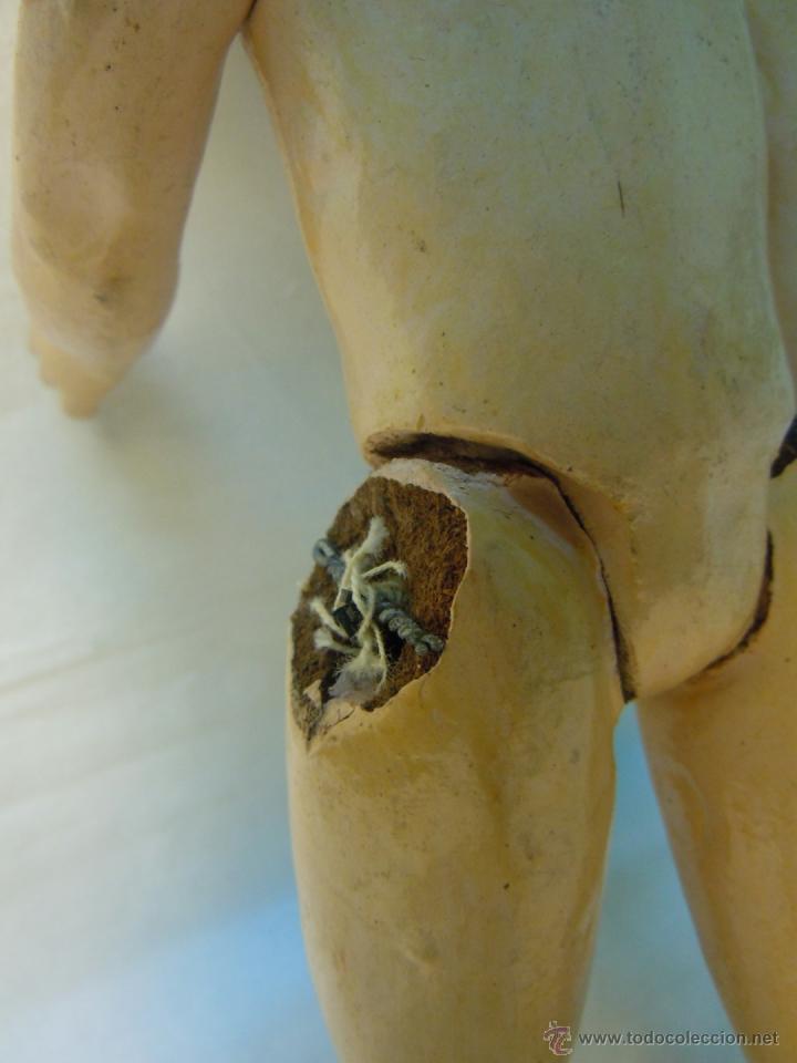 Muñecas Porcelana: MUÑECA PORCELANA Y CUERPO DE COMPOSICION CON MARCA DEL ANCLA - Foto 2 - 41472191