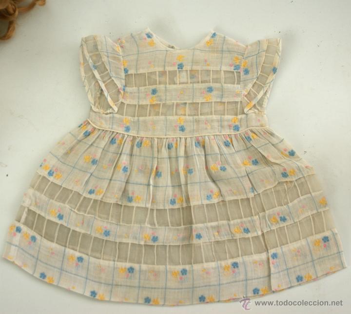 Muñecas Porcelana: CUERPO DE MUÑECA DEP JUMEAU COMPLETO CON VESTIDOS ORIGINALES - Foto 16 - 42615812