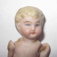 Muñecas Porcelana: MUÑECA DE PORCELANA,ARTICULADA,PRINCIPIO DEL S.XX. Lote 43725184