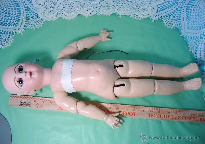 Muñecas Porcelana: acostada ojos abiertos - Foto 4 - 44102429