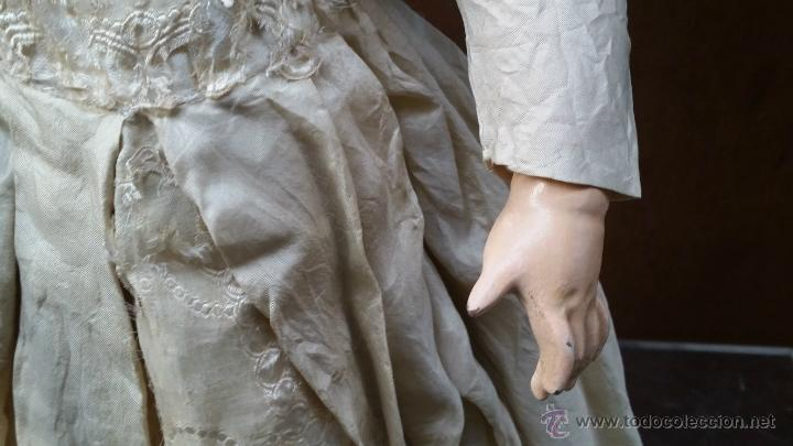 Muñecas Porcelana: muñeca francesa - Foto 2 - 45065077