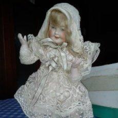 Muñecas Porcelana - Muñeca antigua francesa L'intrepide bebé 1 - 46369468