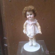 Muñecas Porcelana: EXCELENTE MUÑECA ANCORA FRANCESA . Lote 48855091