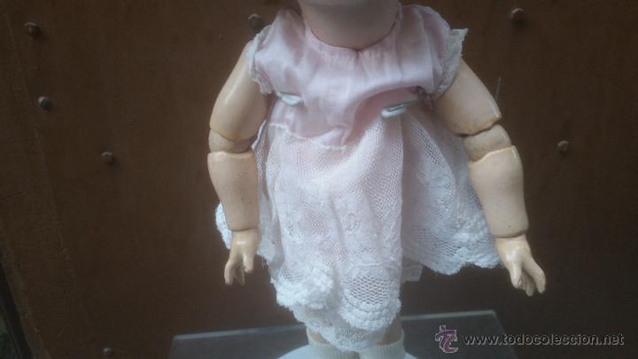 Muñecas Porcelana: excelente muñeca ancora francesa - Foto 4 - 48855091