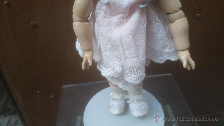 Muñecas Porcelana: excelente muñeca ancora francesa - Foto 6 - 48855091