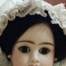 Muñecas Porcelana: PRECIOSA MUÑECA ANTIGUA FRANCESA DE PORCELANA DENAMUR - ¡PAGO A PLAZOS!. Lote 49736950
