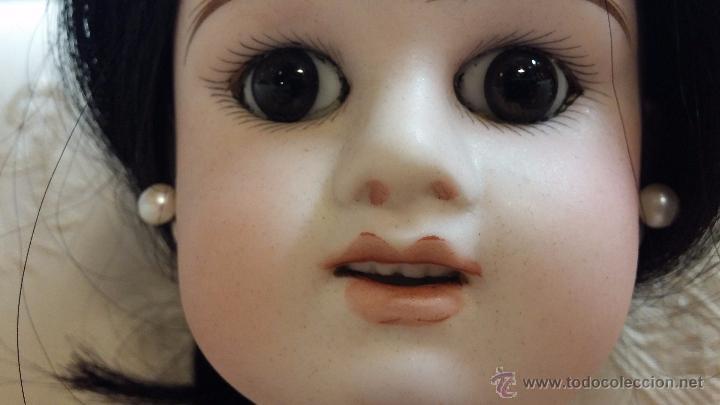 Muñecas Porcelana: Preciosa muñeca antigua francesa de porcelana DENAMUR - ¡PAGO A PLAZOS! - Foto 2 - 49736950