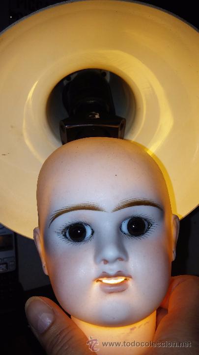 Muñecas Porcelana: Preciosa muñeca antigua francesa de porcelana DENAMUR - ¡PAGO A PLAZOS! - Foto 5 - 49736950