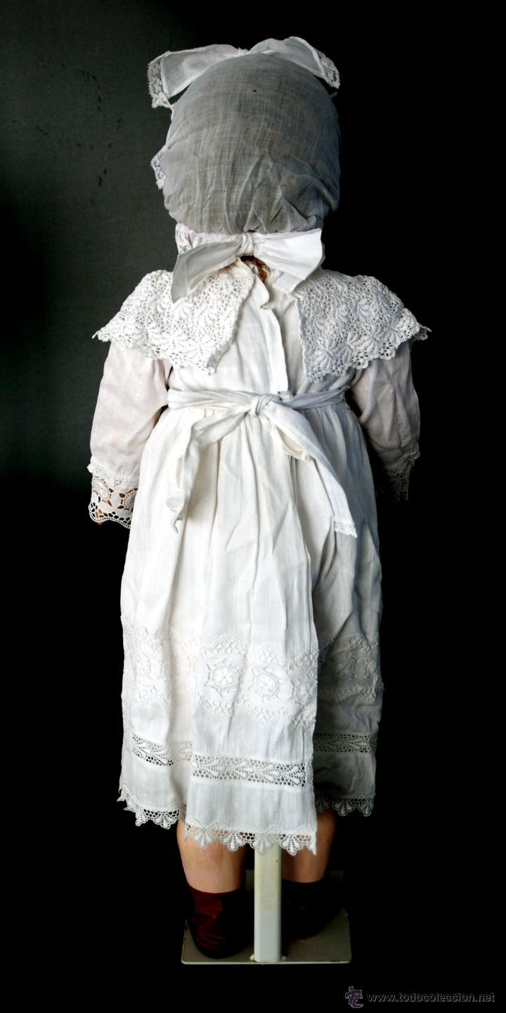 Muñecas Porcelana: GRAN MUÑECA DE PORCELANA - ANDADORA - DEP JUMEAU - Nº 14 - PP. S. XX - Foto 4 - 54490031