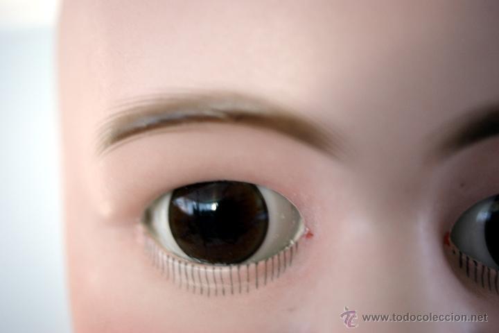Muñecas Porcelana: GRAN MUÑECA DE PORCELANA - ANDADORA - DEP JUMEAU - Nº 14 - PP. S. XX - Foto 23 - 54490031