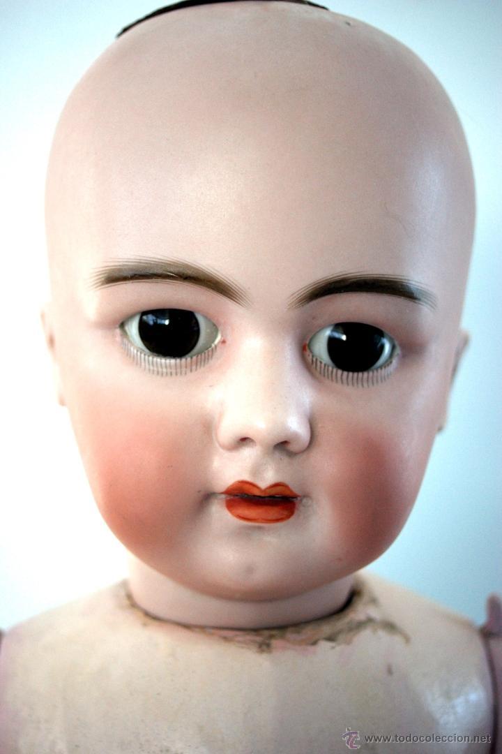 Muñecas Porcelana: GRAN MUÑECA DE PORCELANA - ANDADORA - DEP JUMEAU - Nº 14 - PP. S. XX - Foto 25 - 54490031