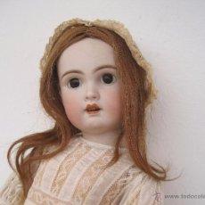 Muñecas Porcelana: MUÑECA FRANCESA DE PORCELANA JUMEAU, DIPLOME D'HONNEUR. 60 CM.. Lote 54926369