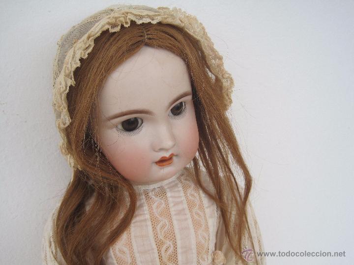 Muñecas Porcelana: MUÑECA FRANCESA DE PORCELANA JUMEAU, DIPLOME DHONNEUR. 60 CM. - Foto 5 - 54926369