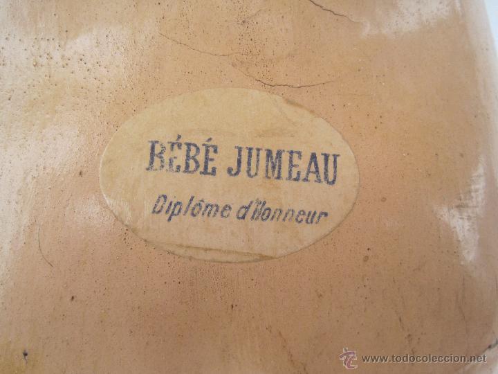 Muñecas Porcelana: MUÑECA FRANCESA DE PORCELANA JUMEAU, DIPLOME D'HONNEUR. 60 CM. - Foto 7 - 54926369