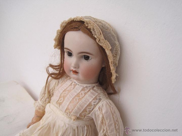 Muñecas Porcelana: MUÑECA FRANCESA DE PORCELANA JUMEAU, DIPLOME D'HONNEUR. 60 CM. - Foto 11 - 54926369