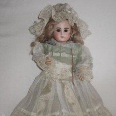 Muñecas Porcelana: MUNECA CON CABEZA CERRADO--BELTON. Lote 56291551