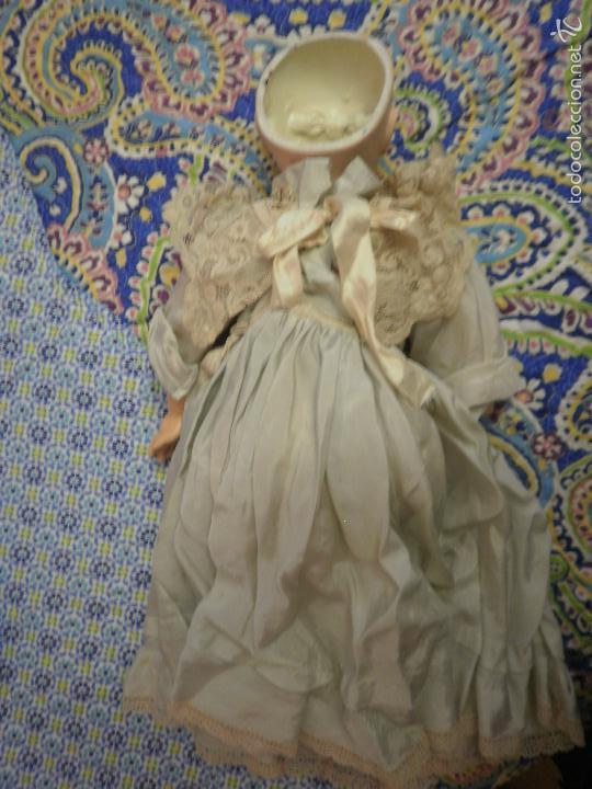 Muñecas Porcelana: Muñeca Jumeau - Foto 5 - 56697526