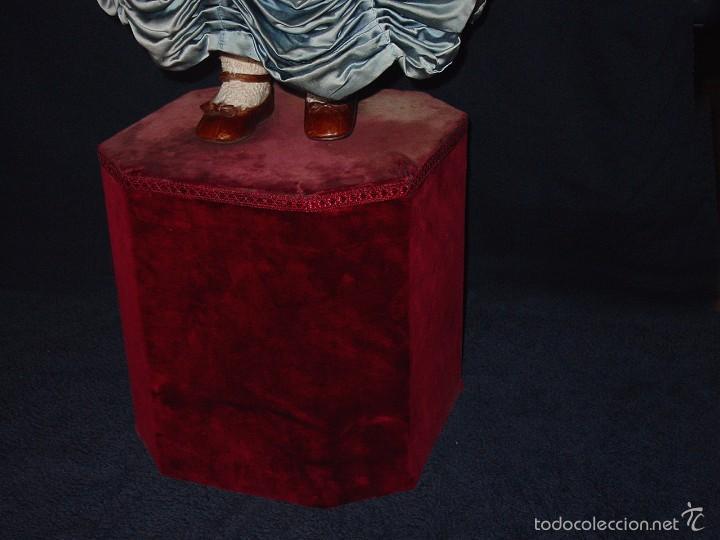 Muñecas Porcelana: FRANCIA SIGLO XIX. MUÑECA AUTÓMATA. POSIBLEMENTE ROULLET-DECAMPS-RENOU-JUMEAU-HALBIG-LAMBERT… - Foto 7 - 57269381
