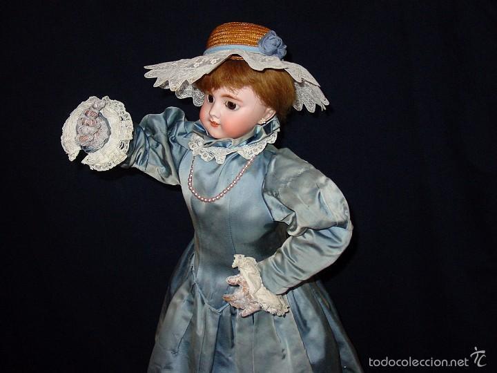 Muñecas Porcelana: FRANCIA SIGLO XIX. MUÑECA AUTÓMATA. POSIBLEMENTE ROULLET-DECAMPS-RENOU-JUMEAU-HALBIG-LAMBERT… - Foto 11 - 57269381