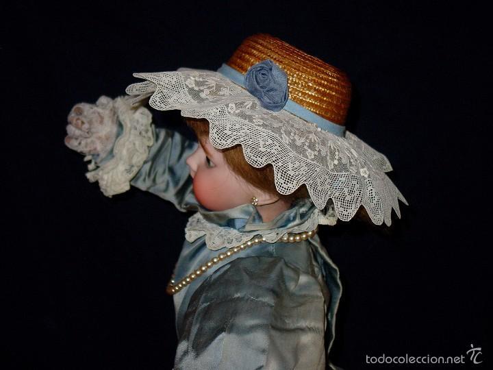 Muñecas Porcelana: FRANCIA SIGLO XIX. MUÑECA AUTÓMATA. POSIBLEMENTE ROULLET-DECAMPS-RENOU-JUMEAU-HALBIG-LAMBERT… - Foto 13 - 57269381