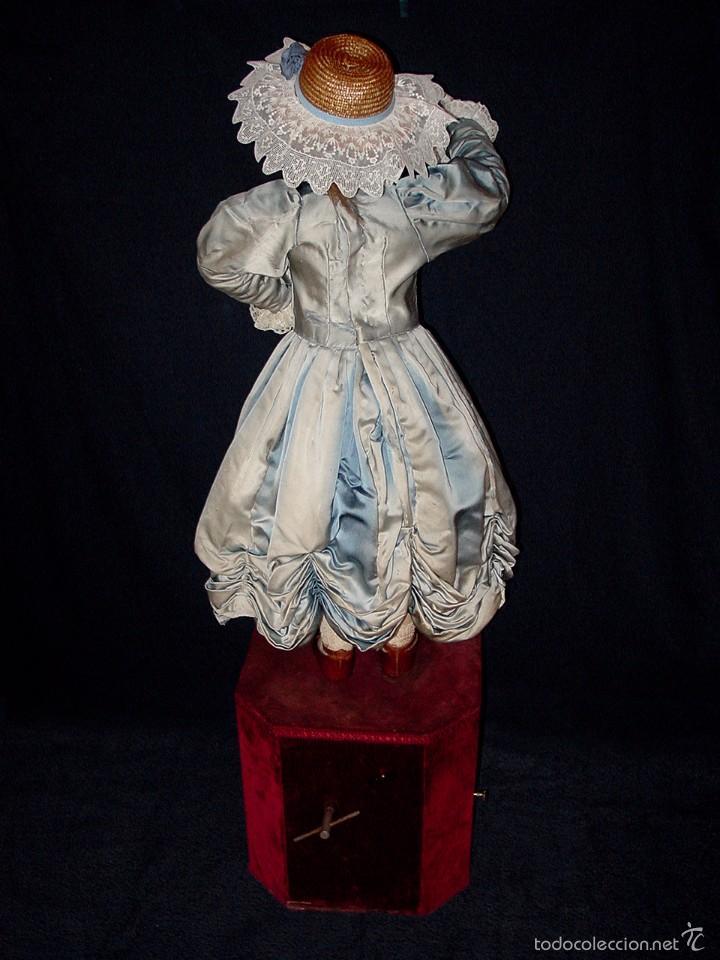 Muñecas Porcelana: FRANCIA SIGLO XIX. MUÑECA AUTÓMATA. POSIBLEMENTE ROULLET-DECAMPS-RENOU-JUMEAU-HALBIG-LAMBERT… - Foto 14 - 57269381