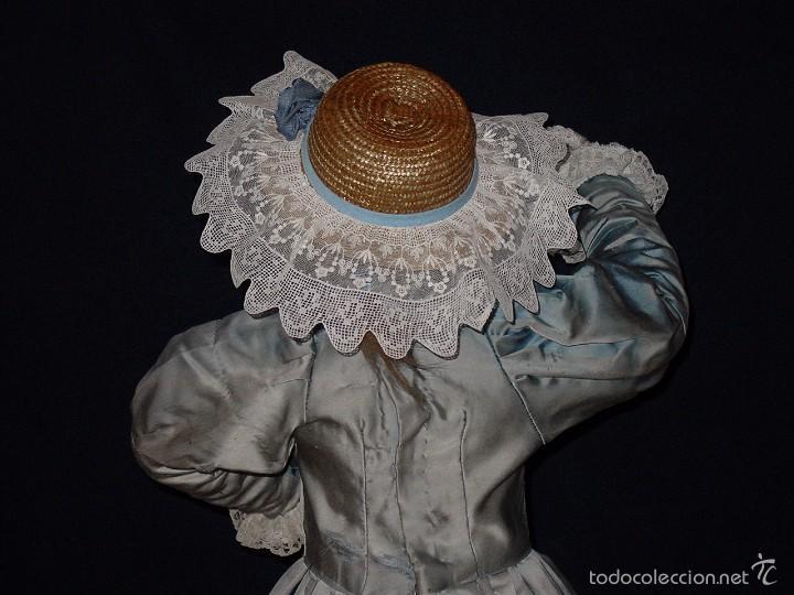 Muñecas Porcelana: FRANCIA SIGLO XIX. MUÑECA AUTÓMATA. POSIBLEMENTE ROULLET-DECAMPS-RENOU-JUMEAU-HALBIG-LAMBERT… - Foto 15 - 57269381